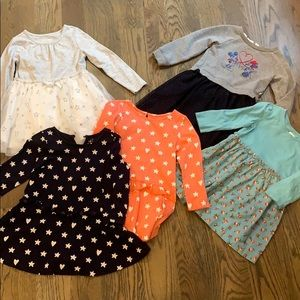 Lot of 3T girls dresses! BabyGap!